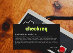 checkreq.com