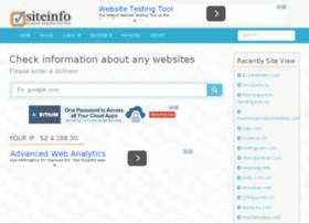 checksiteinfo.net
