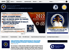ched.gov.ph