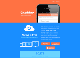 cheddarapp.com