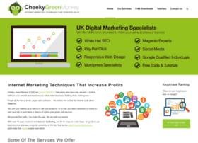 cheekygreenmonkey.com