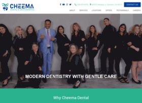 cheemadental.com