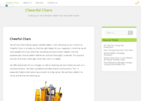 cheerfulchars.co.za