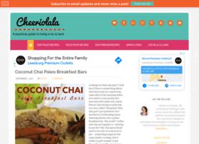 cheeriolala.com