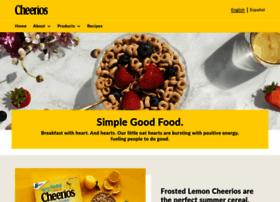 cheerios.com