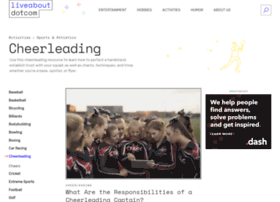 Cheerleading.about.com