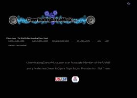 cheerleadingdancemusic.com