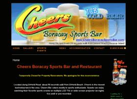 cheersboracaysportsbar.com