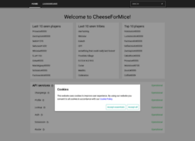 cheese.formice.com