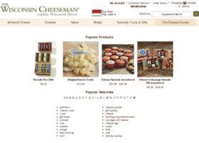 cheese.wisconsincheeseman.com