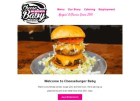cheeseburgerbaby.net