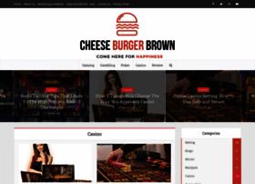 cheeseburgerbrown.com