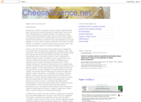 cheesescience.net