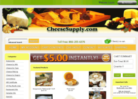 cheesesupply.com