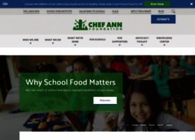 chefannfoundation.org