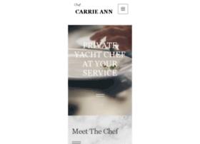 chefcarrieann.com