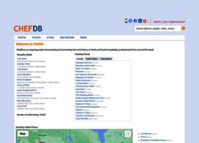chefdb.com