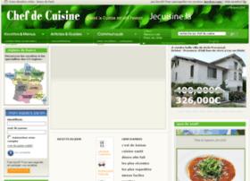 chefdecuisinefrance.com