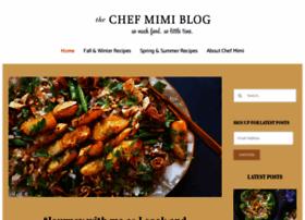 chefmimiblog.com