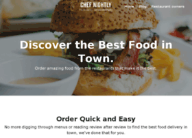 chefnightly.com
