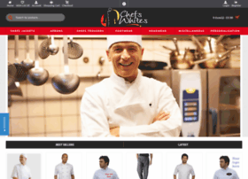 chefs-whites.co.uk