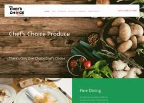 chefschoiceproduce.com