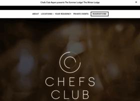 chefsclub.com