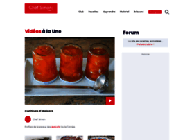 chefsimon.com
