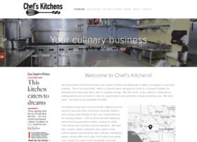 chefskitchens.com
