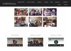 chefsville.org