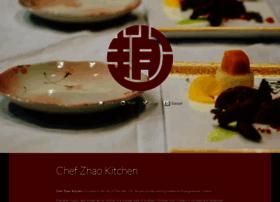 chefzhaokitchen.com