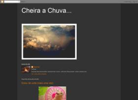 cheirachuva.blogspot.pt