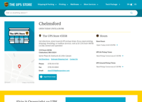chelmsford-ma-3358.theupsstorelocal.com