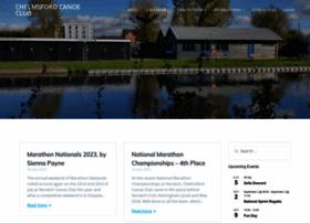 chelmsfordcanoeclub.co.uk
