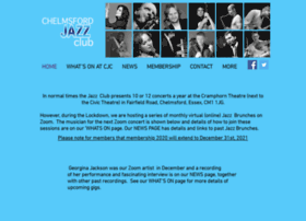 chelmsfordjazzclub.co.uk