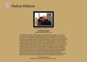 chelseaeditionsbooks.org