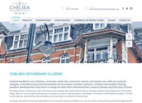 chelseasecondaryglazing.co.uk