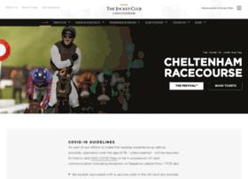 cheltenham.thejockeyclub.co.uk