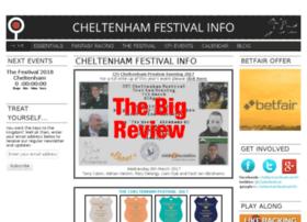 cheltenhamfestivalinfo.com