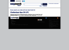cheltenhamspacslfc.easysearch.org.uk