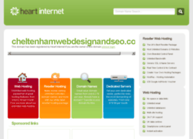 cheltenhamwebdesignandseo.co.uk