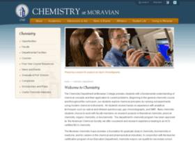 chem.moravian.edu
