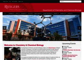 chem.rutgers.edu