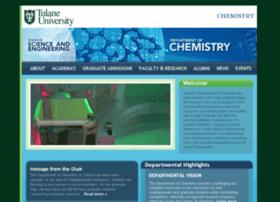 chem.tulane.edu