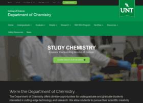 chem.unt.edu