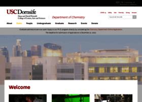 chem.usc.edu