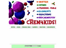 chem4kids.com