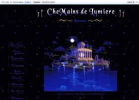 chemainsdelumiere.com