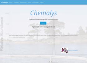 chemalys.com