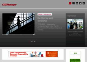 chemanager-online.de
